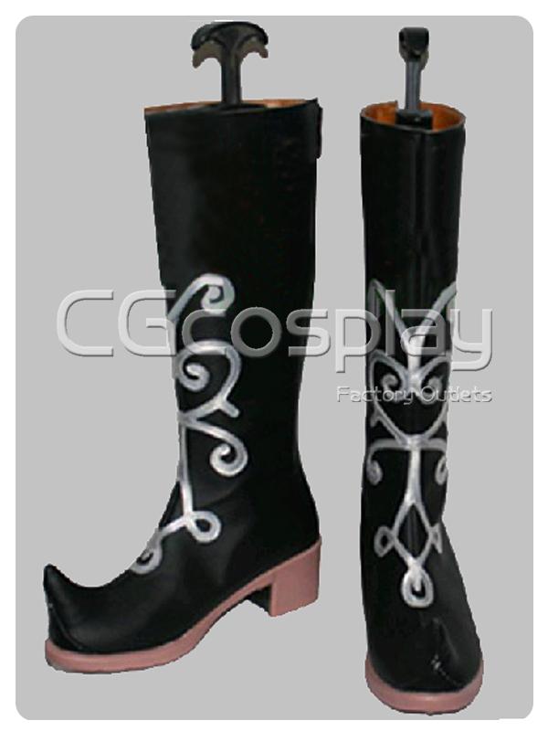 激安!! アナと雪の女王 アナ コスプレ靴/ブーツ コスプレ衣装