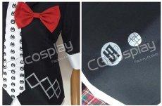 画像4: 激安!! ダンガンロンパ 希望の学園と絶望の高校生 江ノ島盾子 コスプレ衣装  (4)