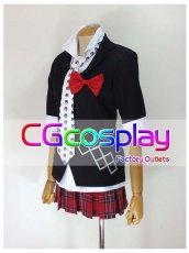 画像3: 激安!! ダンガンロンパ 希望の学園と絶望の高校生 江ノ島盾子 コスプレ衣装  (3)