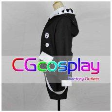画像2: 激安!! ダンガンロンパ 希望の学園と絶望の高校生 モノクマ 擬人化 コスプレ衣装  (2)