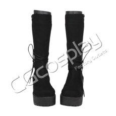 画像1: 激安! パンク ブーツ 冬靴 ファスナー 靴 ブーツ 大人|女性|  (1)