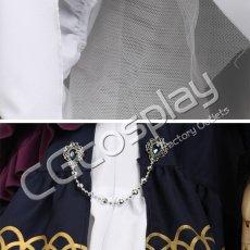 画像12: 激安!! BanG Dream!(バンドリ)  BLACK SHOUT Roselia ロゼリア 今井リサ コスプレ衣装 (12)