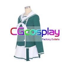 画像3: 激安!! ももくり 栗原雪 コスプレ衣装  (3)