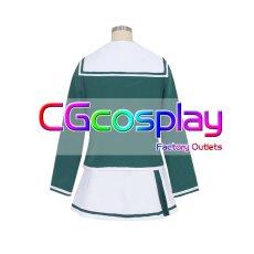 画像4: 激安!! ももくり 栗原雪 コスプレ衣装  (4)