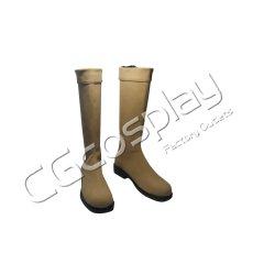 画像1: 激安!! ダンジョンに出会いを求めるのは間違っているだろうか ベル・クラネル コスプレ靴/ブーツ コスプレ衣装 (1)