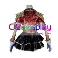画像2: 激安!! IdentityV アイデンティティV 第五人格 踊り子 調教師  コスプレ衣装 (2)