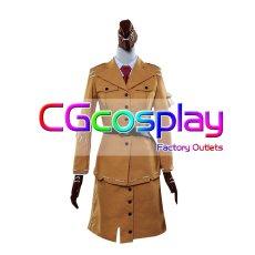 画像3: 激安!! IdentityV アイデンティティV 第五人格 空軍 マーサ・べハムフィール 初期衣装 コスプレ衣装 (3)