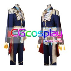画像3: 激安!! あんさんぶるスターズ! Knights(ナイツ) 返礼祭 朱桜 司 コスプレ衣装 (3)