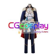 画像2: 激安!! あんさんぶるスターズ! Knights(ナイツ) 返礼祭 月永 レオ コスプレ衣装 (2)