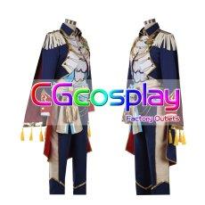画像3: 激安!! あんさんぶるスターズ! Knights(ナイツ) 返礼祭 月永 レオ コスプレ衣装 (3)