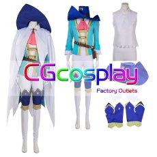 画像2: 激安!! Fate/Grand Order シュヴァリエ・デオン コスプレ衣装 (2)