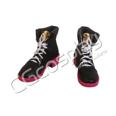 画像1: 激安!! アークナイツ エクスシアイ コスプレ靴/ブーツ コスプレ衣装 (1)