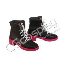 画像2: 激安!! アークナイツ エクスシアイ コスプレ靴/ブーツ コスプレ衣装 (2)