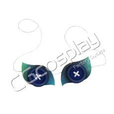 画像2: 激安!! IdentityV アイデンティティV 第五人格 空軍 マーサ・べハムフィール ブラックスワン メガネ コスプレ道具 コスプレ衣装 (2)
