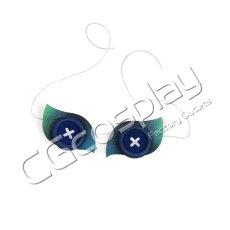 画像1: 激安!! IdentityV アイデンティティV 第五人格 空軍 マーサ・べハムフィール ブラックスワン メガネ コスプレ道具 コスプレ衣装 (1)