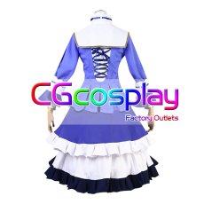 画像2: 激安!! 盾の勇者の成り上がり メルティ Memdi Princess 王女 コスプレ衣装 (2)