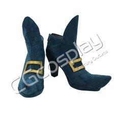 画像1: 「一部在庫」激安!! IdentityV アイデンティティV 第五人格 写真家 ジョゼフ 月下の紳士 コスプレ靴/ブーツ コスプレ衣装 (1)