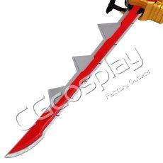 画像5: 激安!! 騎士竜戦隊リュウソウジャー リュウソウケン コスプレ道具 コスプレ衣装 (5)