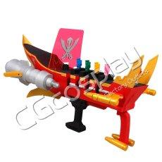 画像3: 激安!! 特命戦隊ゴーバスターズ 加農砲 コスプレ道具 コスプレ衣装 (3)