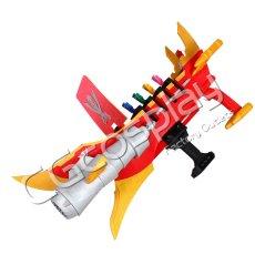画像2: 激安!! 特命戦隊ゴーバスターズ 加農砲 コスプレ道具 コスプレ衣装 (2)
