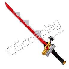 画像1: 激安!! 騎士竜戦隊リュウソウジャー リュウソウケン コスプレ道具 コスプレ衣装 (1)