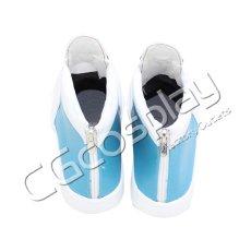 画像3: 激安!! スター☆トゥインクルプリキュア 羽衣ララ(キュアミルキー) コスプレ靴/ブーツ コスプレ衣装 (3)