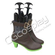 画像3: 激安!! アークナイツ ARK NIGHTS ケルシー コスプレ靴/ブーツ コスプレ衣装 (3)