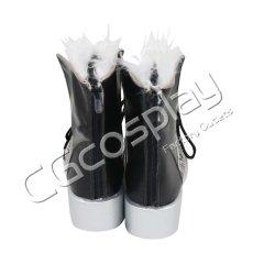 画像2: 激安!! アークナイツ ARK NIGHTS クリフハート Cliffheart コスプレ靴/ブーツ コスプレ衣装 (2)