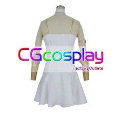 画像2: 激安!! グランブルーファンタジー グラブル 蒼の少女 ルリア コスプレ衣装 (2)