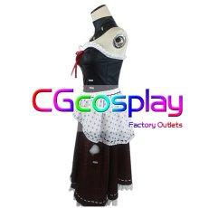 画像2: 激安! IdentityV 第五人格 呪術師(パトリシア・ドーヴァル) 初期衣装 コスプレ衣装 (2)