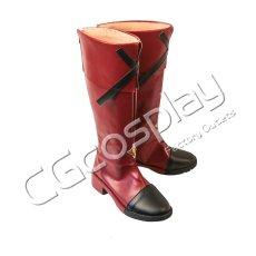 画像4: 激安!! #コンパス 戦闘摂理解析システム ソーン=ユーリエフ コスプレ靴/ブーツ コスプレ衣装 (4)