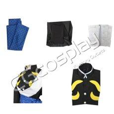 画像3: 激安! 鬼滅の刃 獪岳 コスプレ衣装 (3)