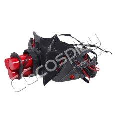 画像3: 激安!! CODE VEIN コードヴェイン Jack Rutherford ジャック・ラザフォード 仮面 コスプレ道具 コスプレ衣装 (3)