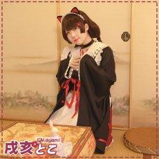 画像2: 激安!! バーチャルYouTuber VTuber にじさんじ 戌亥とこ  コスプレ衣装 (2)