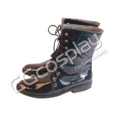 画像2: 激安!! アークナイツ イグゼキュター Executor コスプレ靴/ブーツ コスプレ衣装 (2)