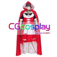 画像1: 激安!! Fate/Grand Order マリー・アントワネット 英霊祭装 コスプレ衣装 (1)