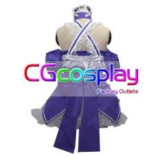 画像4: 激安!! Fate/Grand Order シュヴァリエ・デオン 正義のメイド服ナイト コスプレ衣装 (4)