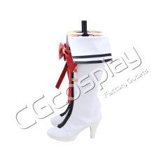 画像2: 激安!! ウマ娘プリティーダービー ゴールドシップ コスプレ靴/ブーツ コスプレ衣装 (2)