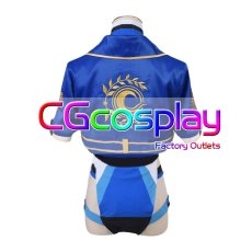 画像5: 激安!! Fate/Grand Order FGO 水着 巴御前(セイバー) コスプレ衣装 (5)