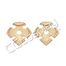 画像2: 激安!! クロノクルセイド ロゼット・クリストファ 肩飾り コスプレ道具 コスプレ衣装 (2)