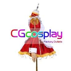 画像3: 激安!! Fate/Grand Order FGO ネロ・クラウディウス メイド服 コスプレ衣装 (3)