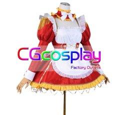画像2: 激安!! Fate/Grand Order FGO ネロ・クラウディウス メイド服 コスプレ衣装 (2)