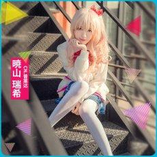 画像7: 激安!! プロジェクトセカイ カラフルステージ! プロセカ 暁山瑞希 制服 コスプレ衣装 (7)