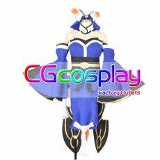 画像1: 激安!! Fate/Grand Order フェイト・グランドオーダー FGO 玉藻の前 コスプレ衣装 (1)