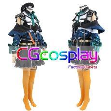 画像2: 激安!! バーチャルYouTuber Vtuber  ホロライブ 星街すいせい 新衣装 コスプレ衣装 (2)