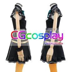 画像6: 激安!! バーチャルYouTuber Vtuber  ホロライブ 星街すいせい 新衣装 コスプレ衣装 (6)