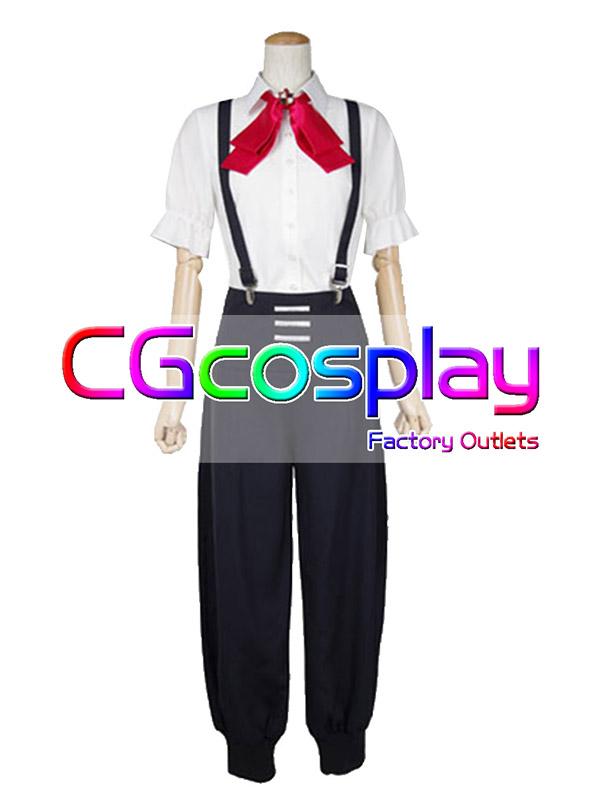 画像1: 激安!! デス•ビリヤード ノーナ コスプレ衣装 (1)