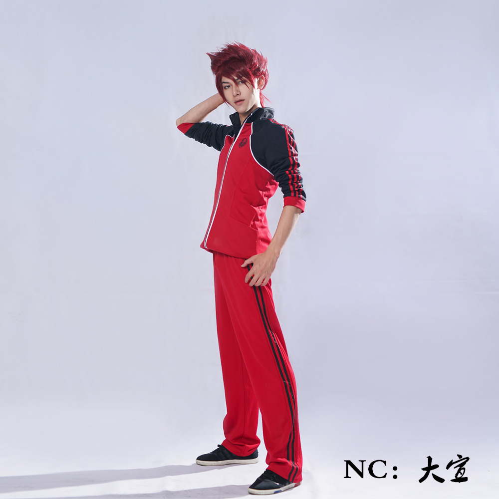 画像1: 激安!! 刀剣乱舞 大包平 内番 コスプレ衣装 (1)