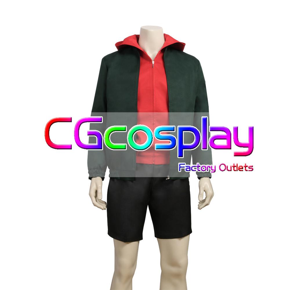 画像1: 激安!! スパイダーマン: スパイダーバース スパイダーマン コスプレ衣装 (1)