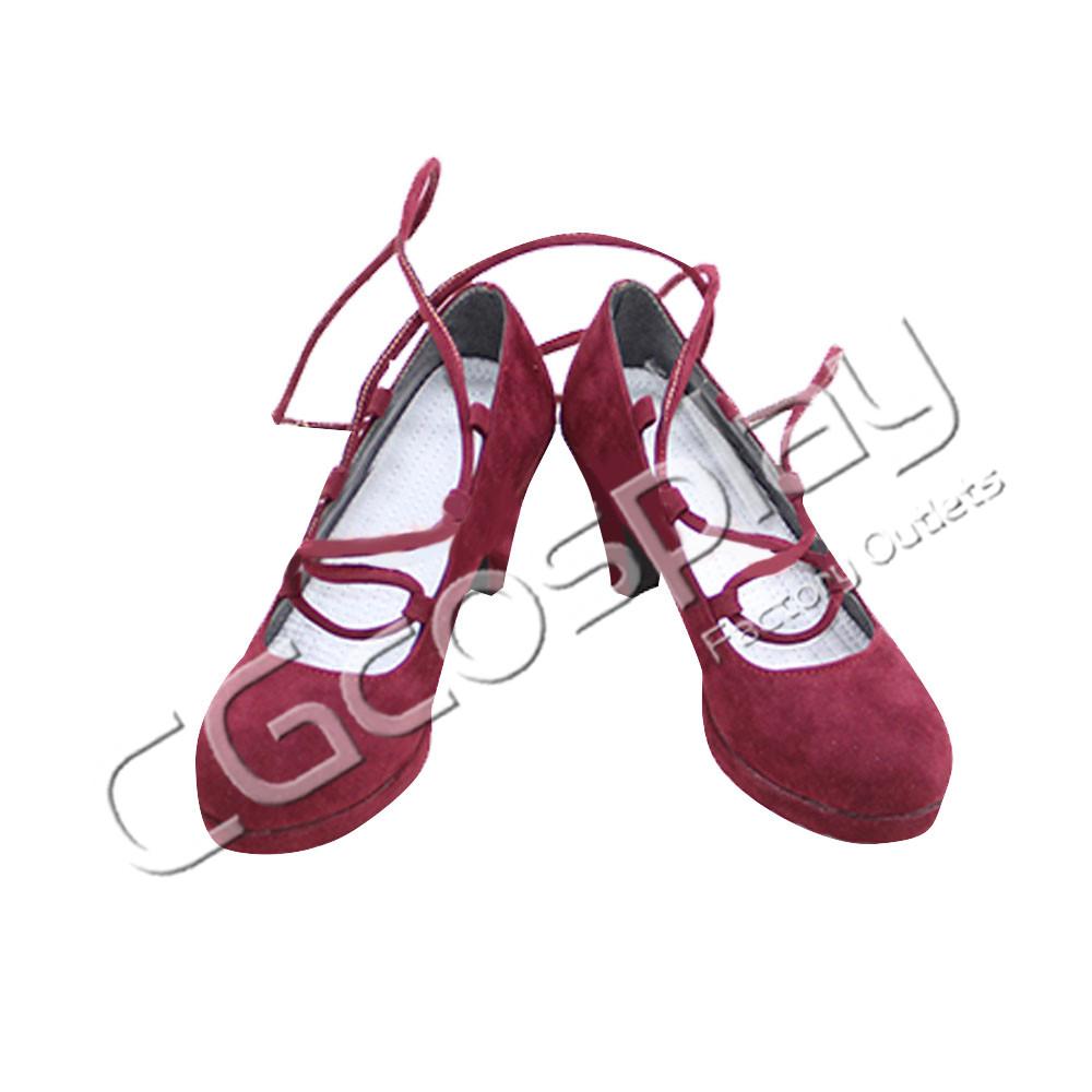 画像1: 激安!! ファンタスティック・ビーストと魔法使いの旅 クイニー コスプレ靴/ブーツ コスプレ衣装 (1)